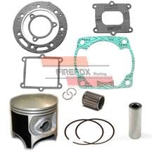 Honda CR500 CR500 1985 - 1988 Mitaka Top End Rebuild Kit Inc Piston & Gaskets